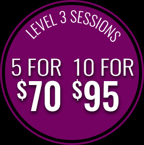 Level 3 sessions